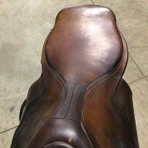 "Other - 16"" schooling saddle"